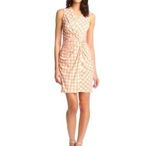 JB by Julie Brown Lucia Knot Front Dress, S